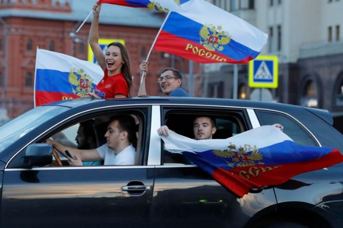 'Russia's FIFA World Cup a success'