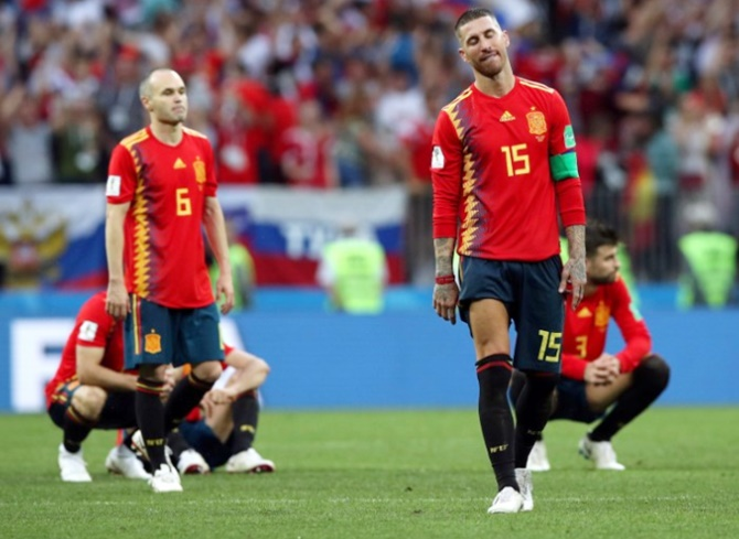 How Spain's defeat clears path for fresh face in WC final