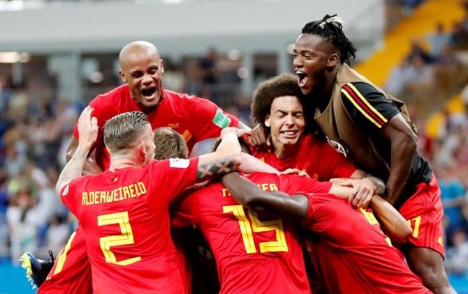 Team spirit can carry Belgium to World Cup final - Martinez
