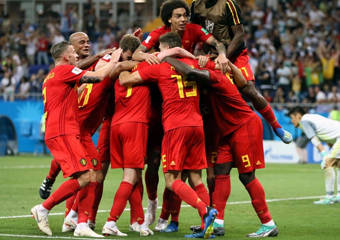 How Belgium plan to get the better of 'favourites' Brazil