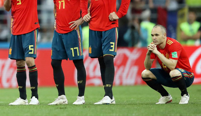 Possession no longer the law for achieving World Cup success