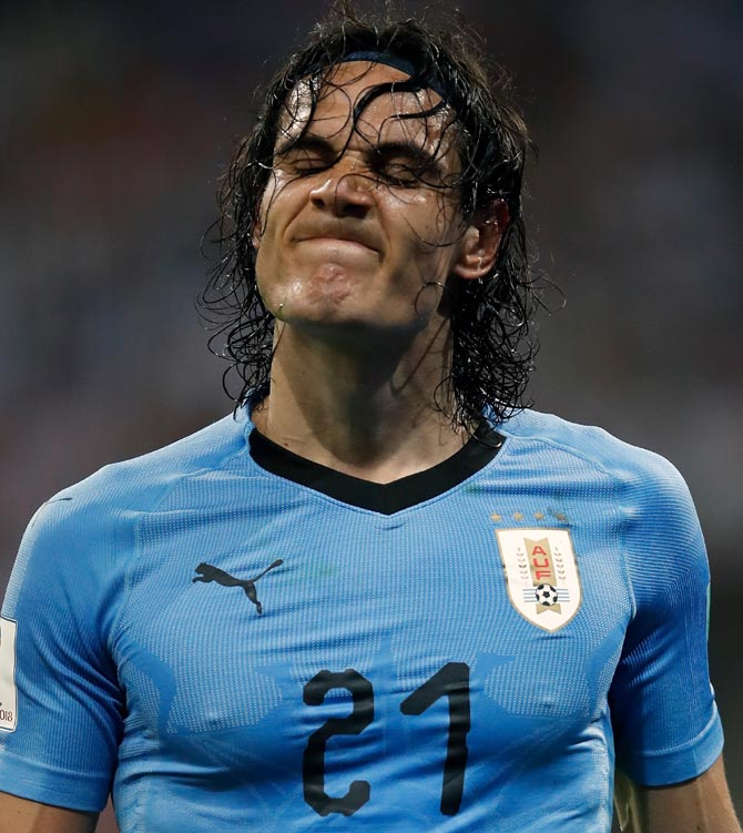 'Uruguay without Cavani is not the same'