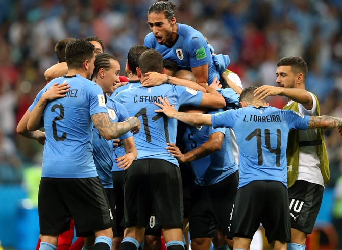 How little Uruguay punched above weight to enter last 8