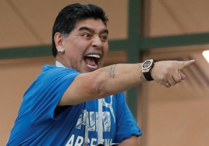 WC Updates: FIFA rebukes Maradona over 'robbery' comments