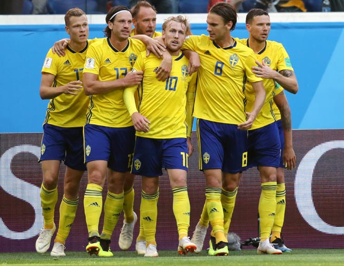 Sweden ready to make life difficult for England