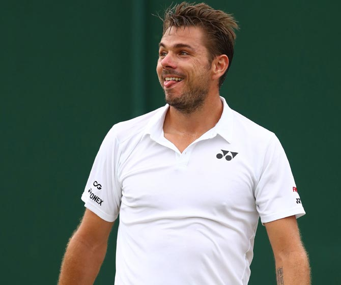Stan Wawrinka has tumbled down the rankings from three to his current 224