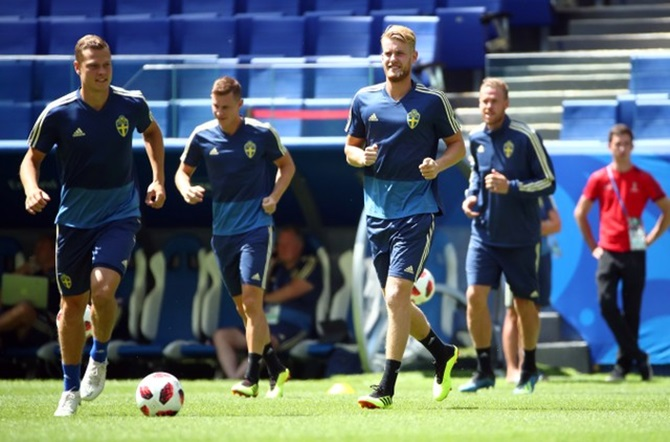 Sweden can beat England and win World Cup: Ibrahimovic