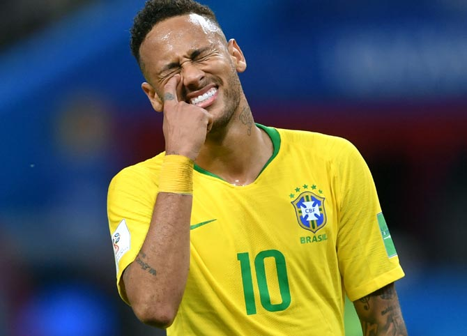 Defeat saddest moment of my career: Neymar