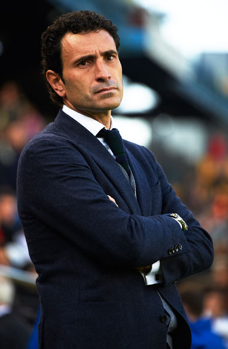 Molina is Spain's new sporting director