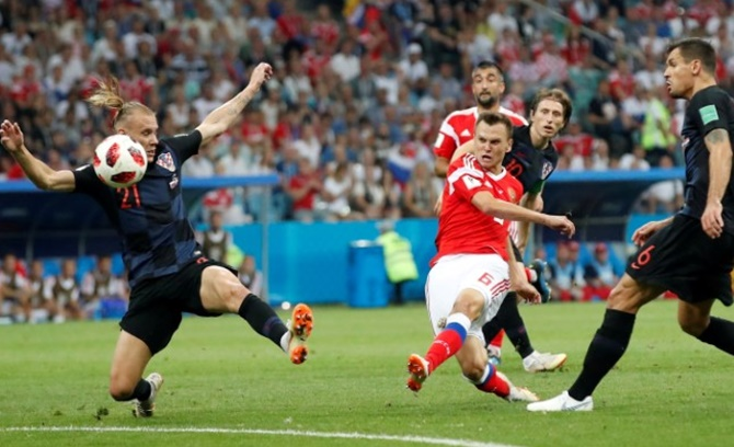 FIFA World Cup: 42 per cent of goals have come from set-pieces