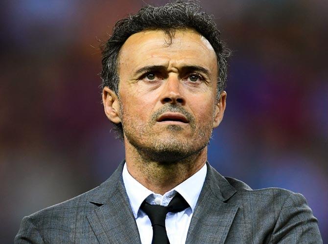 Meet Spain's new football coach