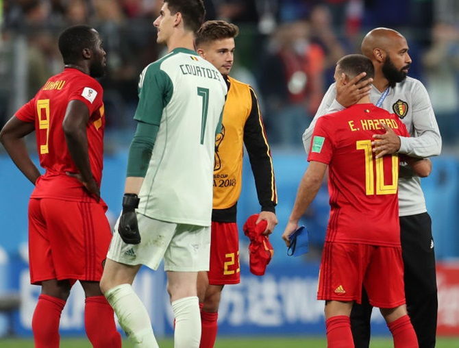 Belgium will be back for tilt at Euro glory in 2020