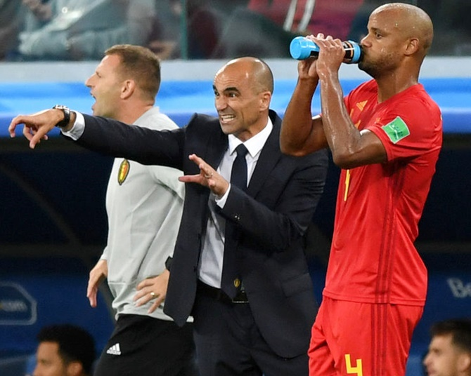 Disappointed Belgium must try to finish third