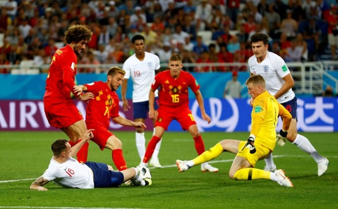 Belgium and England reluctantly meet again
