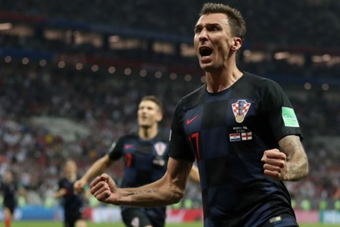 Croatia were lions, says scorer Mandzukic