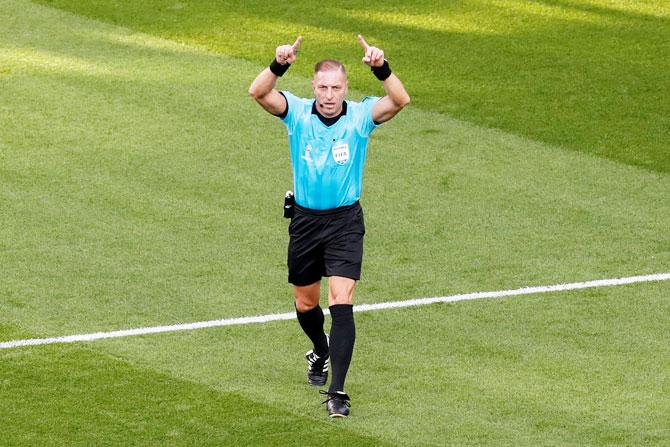 Argentina's Pitana to referee World Cup final