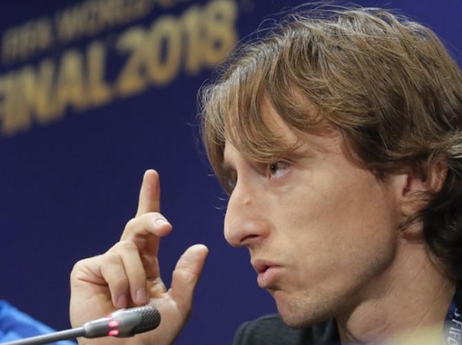 Fit-again Croatia ready for seismic event, says coach Dalic