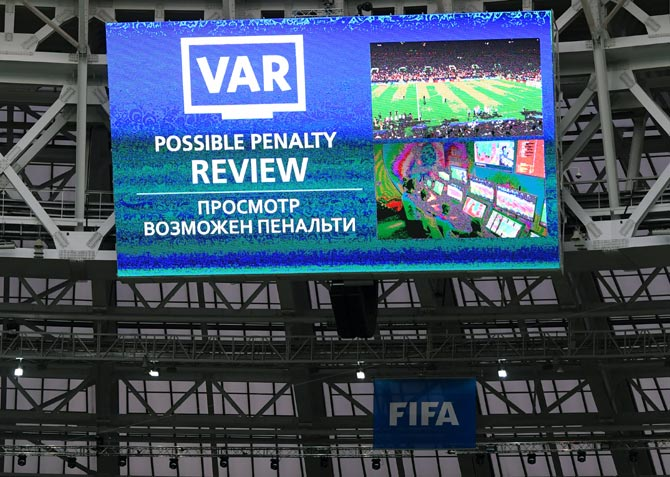 Was the controversial VAR penalty the turning point in World Cup final?