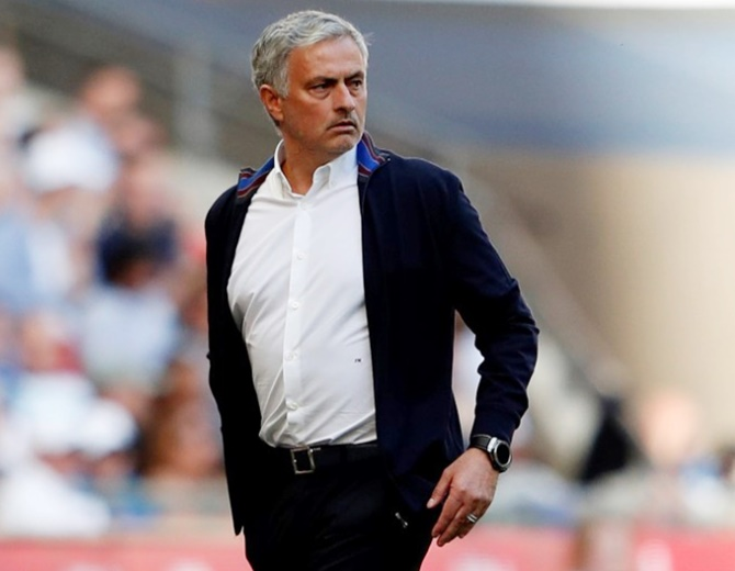 Manchester United sack Mourinho after poor start to season