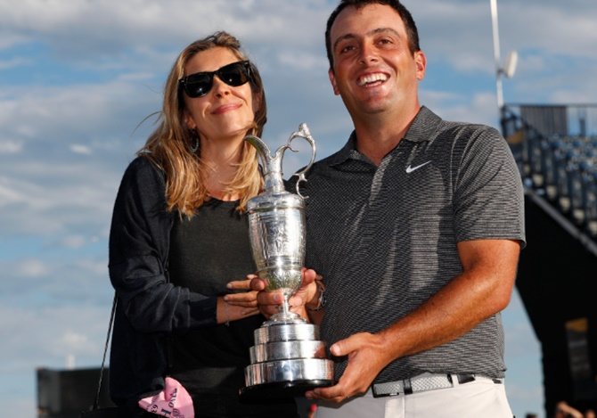 Rediff Sports - Cricket, Indian hockey, Tennis, Football, Chess, Golf - Who needs Ferrari? Italy has Molinari