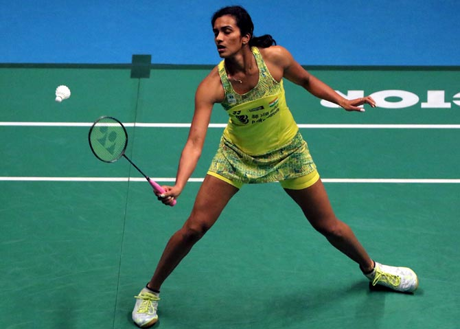 PV Sindhu lost to China's Gao Fangjie in the second round of the Japan Open