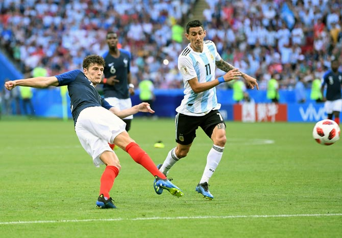 PHOTOS: This was voted BEST goal of FIFA World Cup