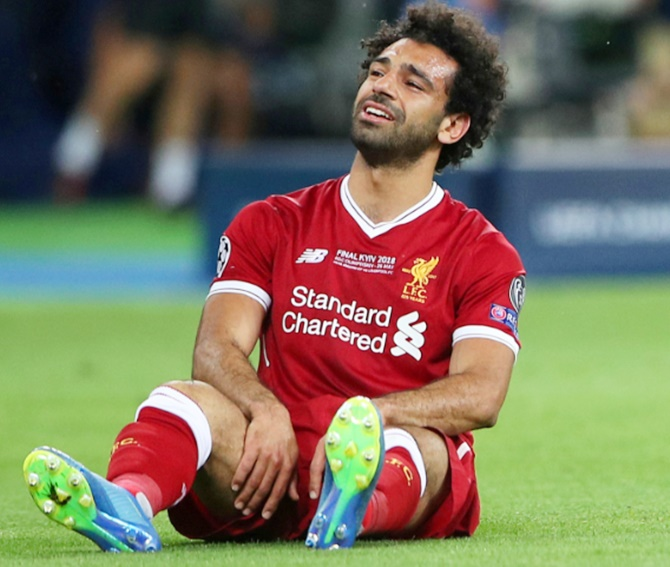 Egypt gamble on Salah's fitness for World Cup