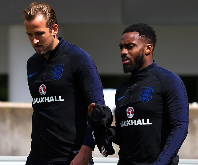 England have 'plan in place' if players face racial abuse at World Cup
