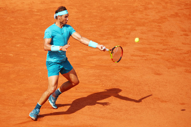'King of Clay' Rafael Nadal will vie for his 11th French Open title on Sunday