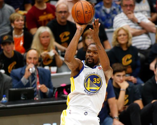 ec7f315d046a NBA Finals MVP Durant has  a lot more to go  - Rediff.com Sports