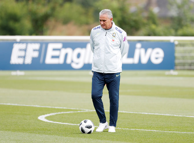 FIFA World Cup diary: Tite angrily denies any contact with Real Madrid