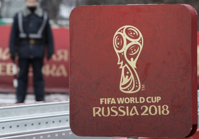 FIFA World Cup diary: Russian police stretched to limit