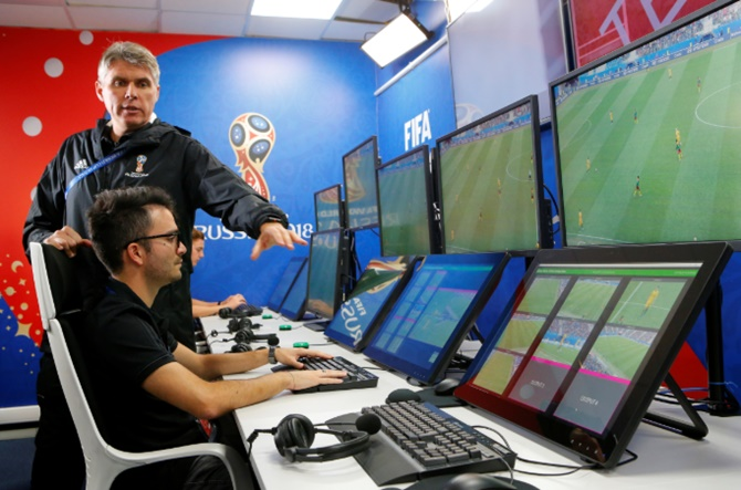 VAR at World Cup will not be perfect, warns FIFA refereeing chief