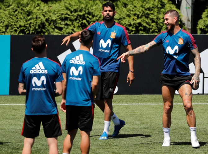 WC Preview: Spanish turmoil adds extra spice to Iberian derby