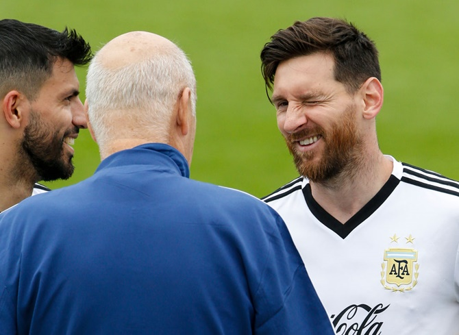 World Cup Preview: Argentina must overcome own demons to beat Iceland