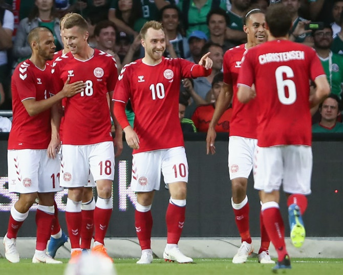 WC Preview: Eriksen set to come of age as Denmark take on Peru