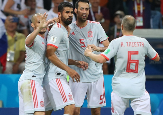 World Cup: Spain count on more Costa goals to top group