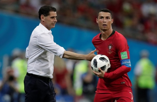 Hierro proud as Spain stay strong after tough week