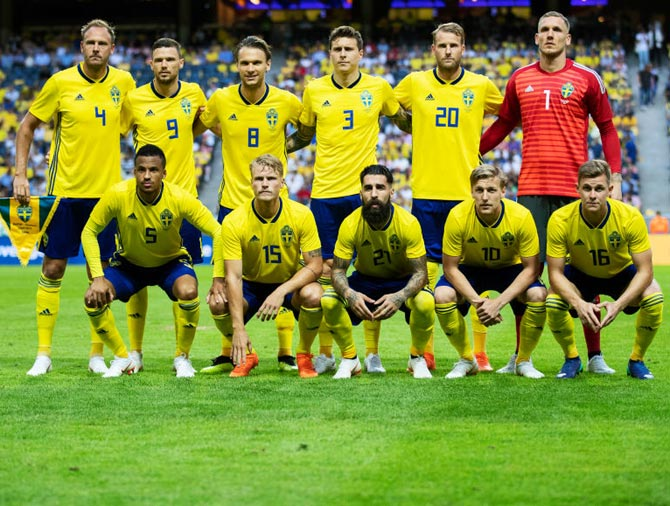 World Cup Diary: Oracle tapir predicts Sweden will beat South Korea