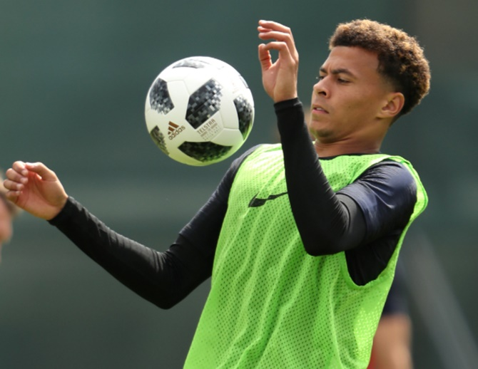 WC Preview: Tunisia fear England's 'most dangerous weapon' Alli
