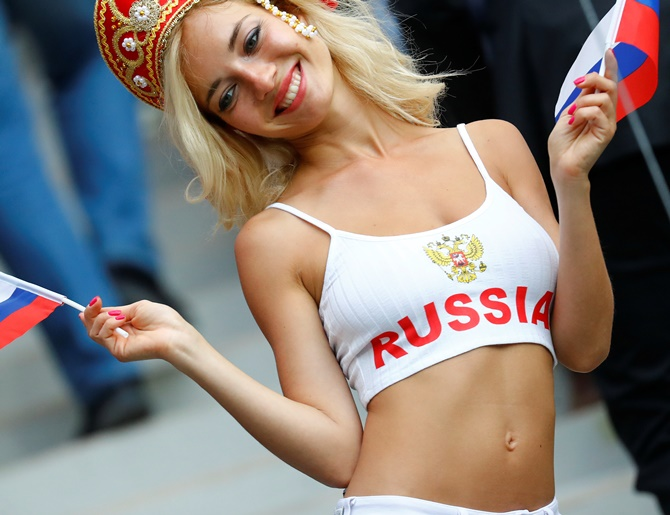 Has World Cup broken stereotypes about Russia?