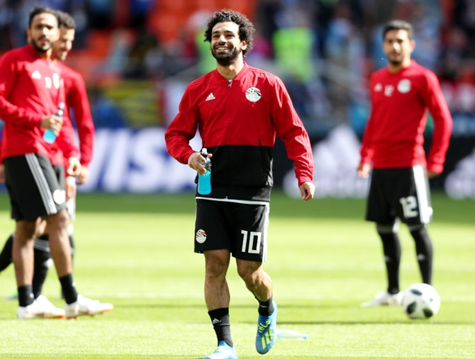 WC Preview: Salah's return lifts Egypt ahead of Russia test