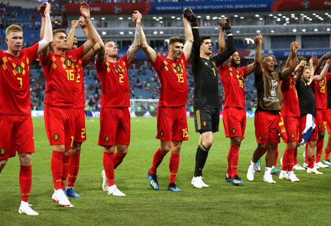 Why Belgium have plenty of issues despite opening win