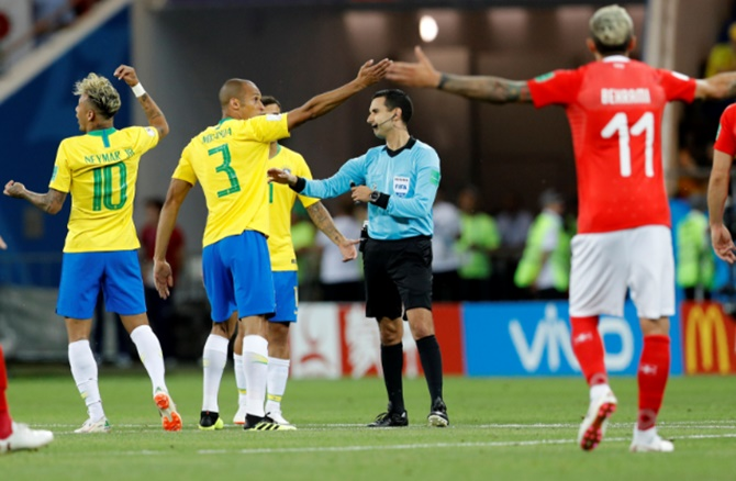 World Cup updates: Brazil complain to FIFA; Iran's Chesmi ruled out