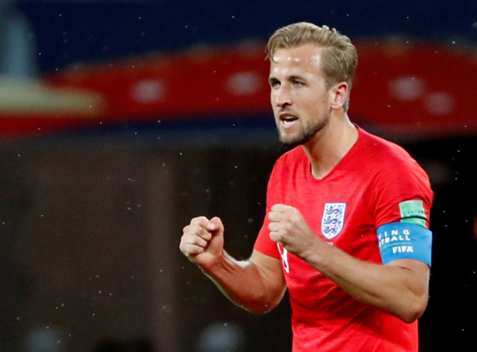 England's Kane announces himself on world stage