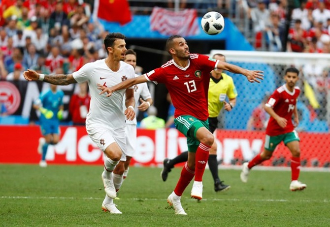 Portugal beat Morocco, but lost the plot: coach Santos