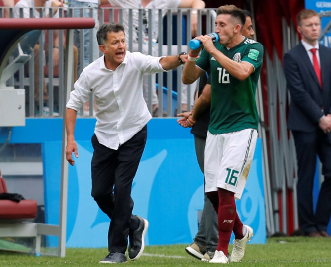 Mexicans wait to see what Osorio will pull out of the hat