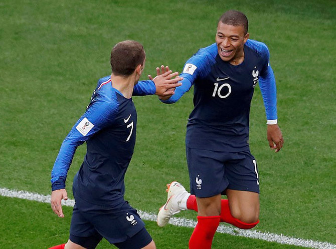 World Cup: France now have time to fine tune as they advance