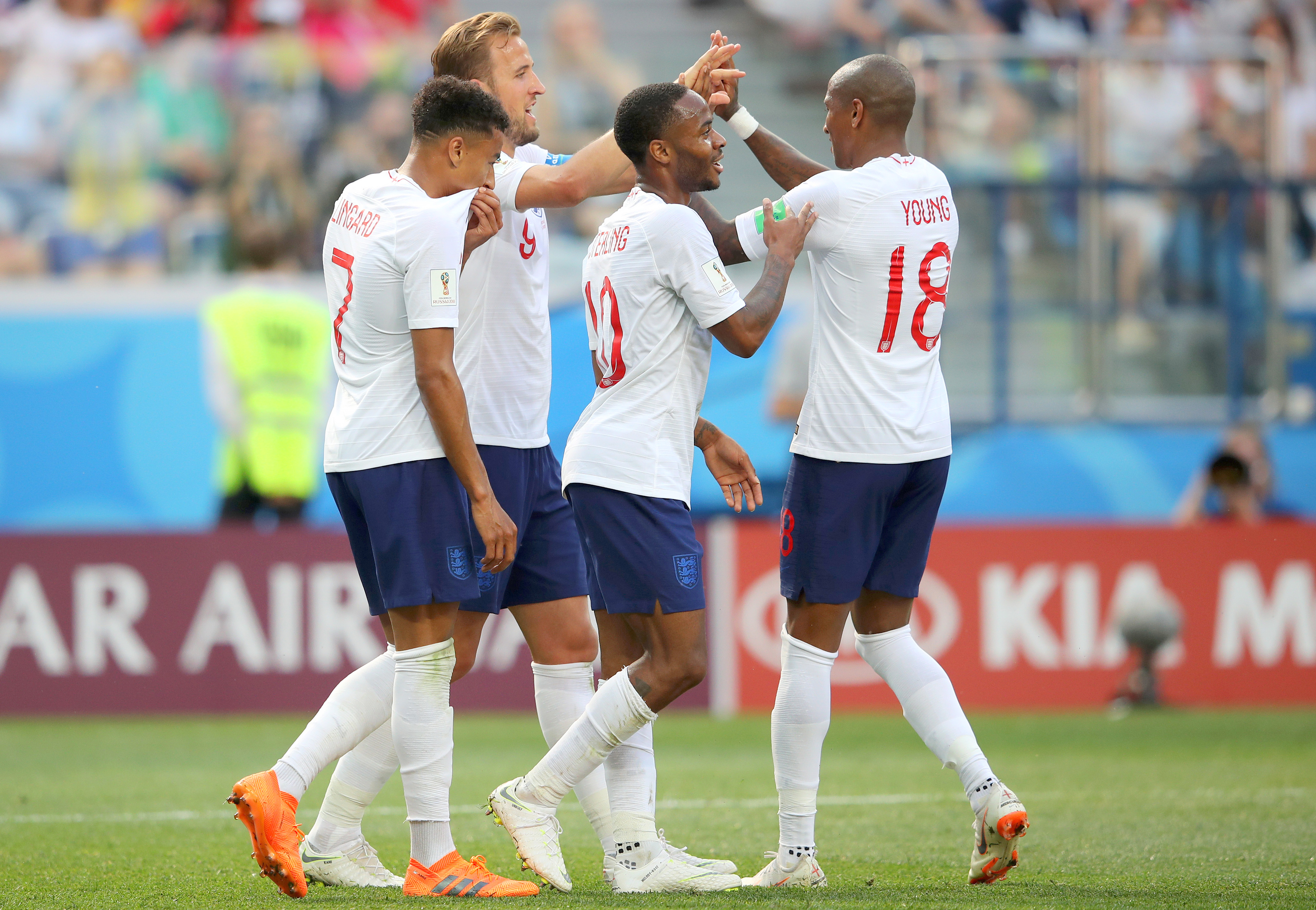 FIFA World Cup: England hammer Panama 6-1 after Kane hat-trick