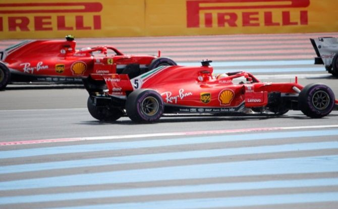 The Formula One season is yet to start with most of the races cancelled due to the coronavirus pandemic